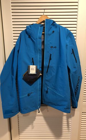 Salomon S/LAB QST GTX JACKET Men's L for Sale in Seattle, WA