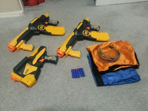 Nerf Dart Tag Lot for Sale in Tolleson, AZ