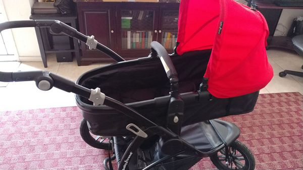 Baby Trend Manta Snap Gear Jogger Stroller For Sale In Spring Valley Ca Offerup