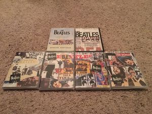 Beatles Collectables (DVDs and Book) for Sale in Orlando, FL
