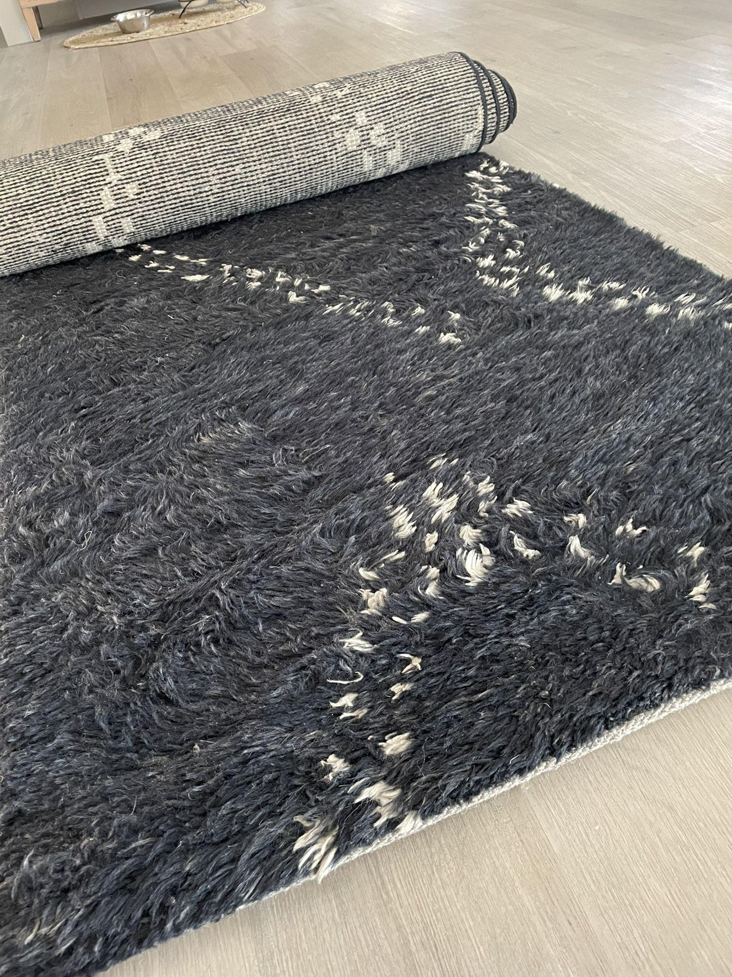 Rug Runner Wool