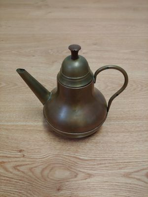 Rare antique solid copper tea kettle from Holland for Sale in New Port Richey, FL