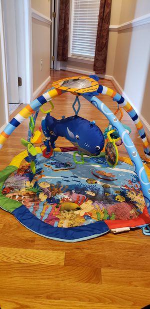 Photo Baby einstein neptune sea playmat