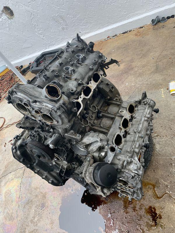 2006 Mercedes ml 350 motor ( blown ) for Sale in Lake Worth, FL - OfferUp