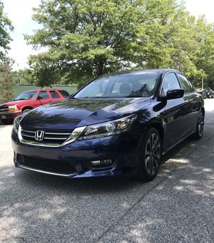 2015 Honda Accord Sport for Sale in Silver Spring, MD