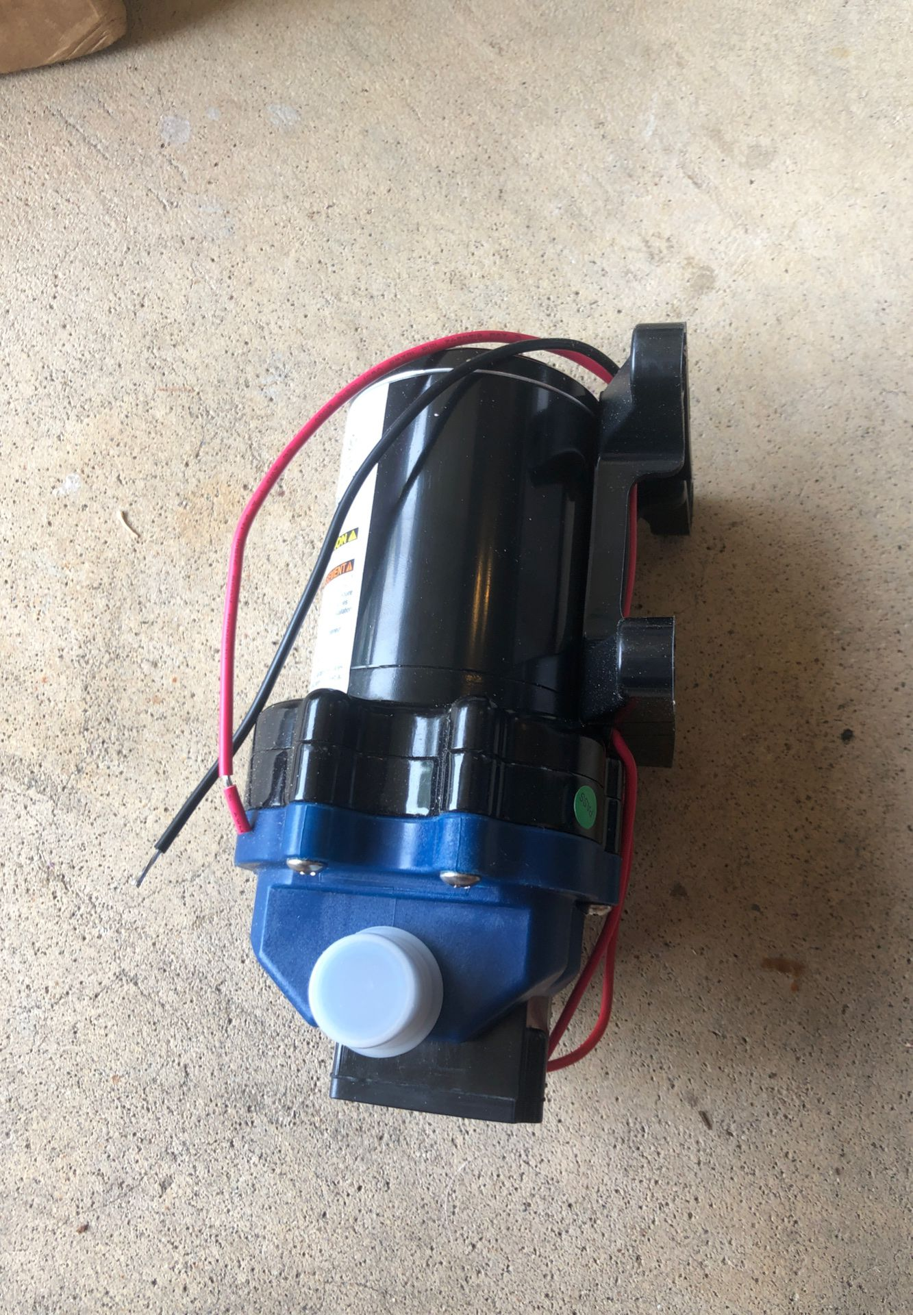 Artis Products 12V RV Water Pump