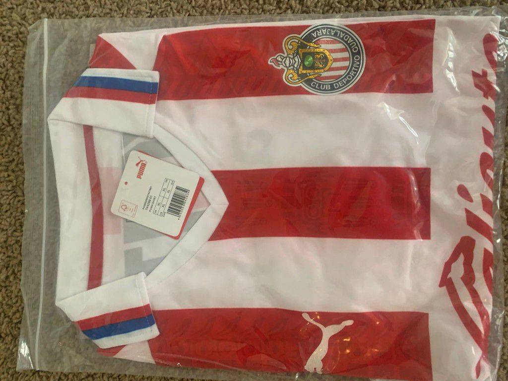 Chivas Jersey New For This Father's Day,size S,M,L,XL,XXL