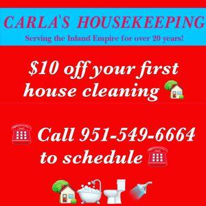 Limpieza de casas for Sale in Corona, CA