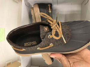 Michael Kors raining boots for Sale in College Park, MD