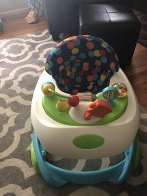 Bright Stars walker barely used! for Sale in Silver Spring, MD