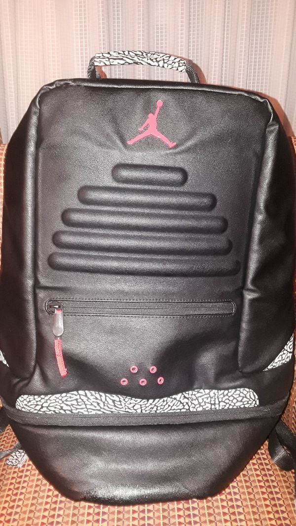 eafe1b8528e Air Jordan Retro 3 Backpack for Sale in Seattle, WA - OfferUp