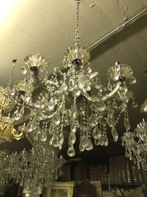 New And Used Chandeliers For Sale In Queens NY OfferUp - Used chandelier crystals for sale