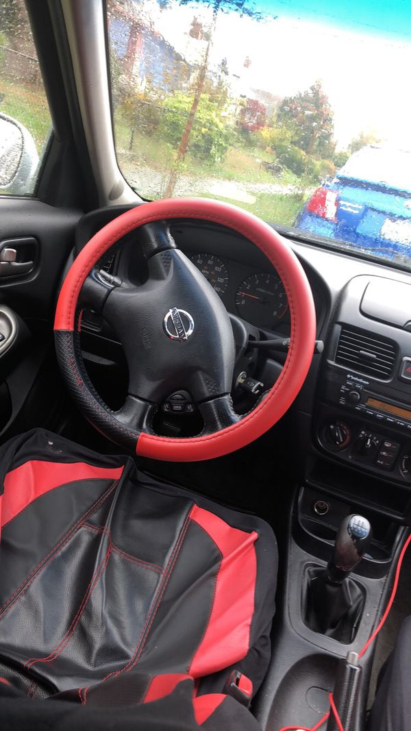 Nissan Sentra Ser 2004 6 Velocidades Solo Nesecita Llantas