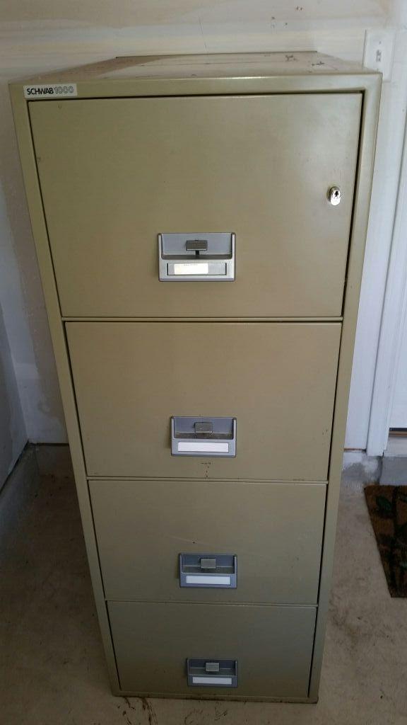 Schwab 1000 Fireproof File Cabinet For Sale In San Antonio Tx Offerup