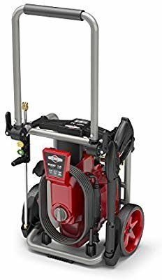 Briggs & Stratton Electric Pressure Washer 2000 PSI 1.2 GPM with 25-Foot High Pressure Hose, 4 Nozzles & Detergent Tank for Sale in Kissimmee, FL