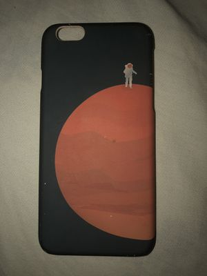Man on mars phone case for Sale in Angier, NC