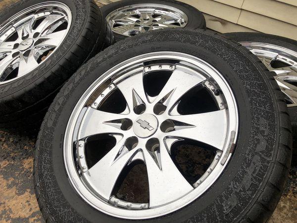 20 Inch 6 Lug Gmc Oem Gm Chevy Wheels For Sale In Oak