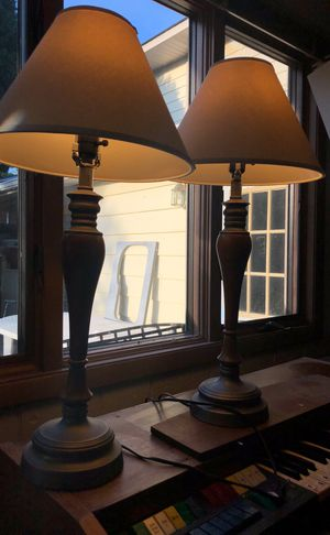 Antique lamps for Sale in Allentown, PA