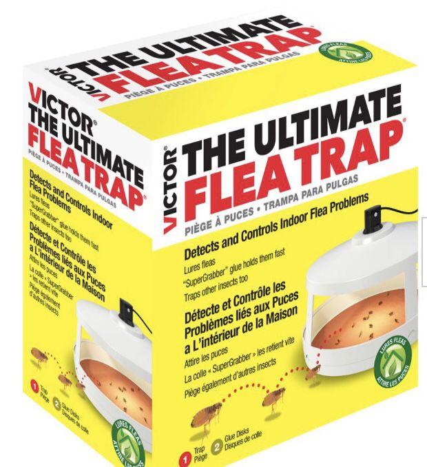 Victor The Ultimate Flea Trap VictorModel: M230A