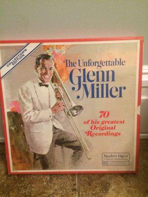Glenn Miller 6 record set for Sale in St. Louis, MO