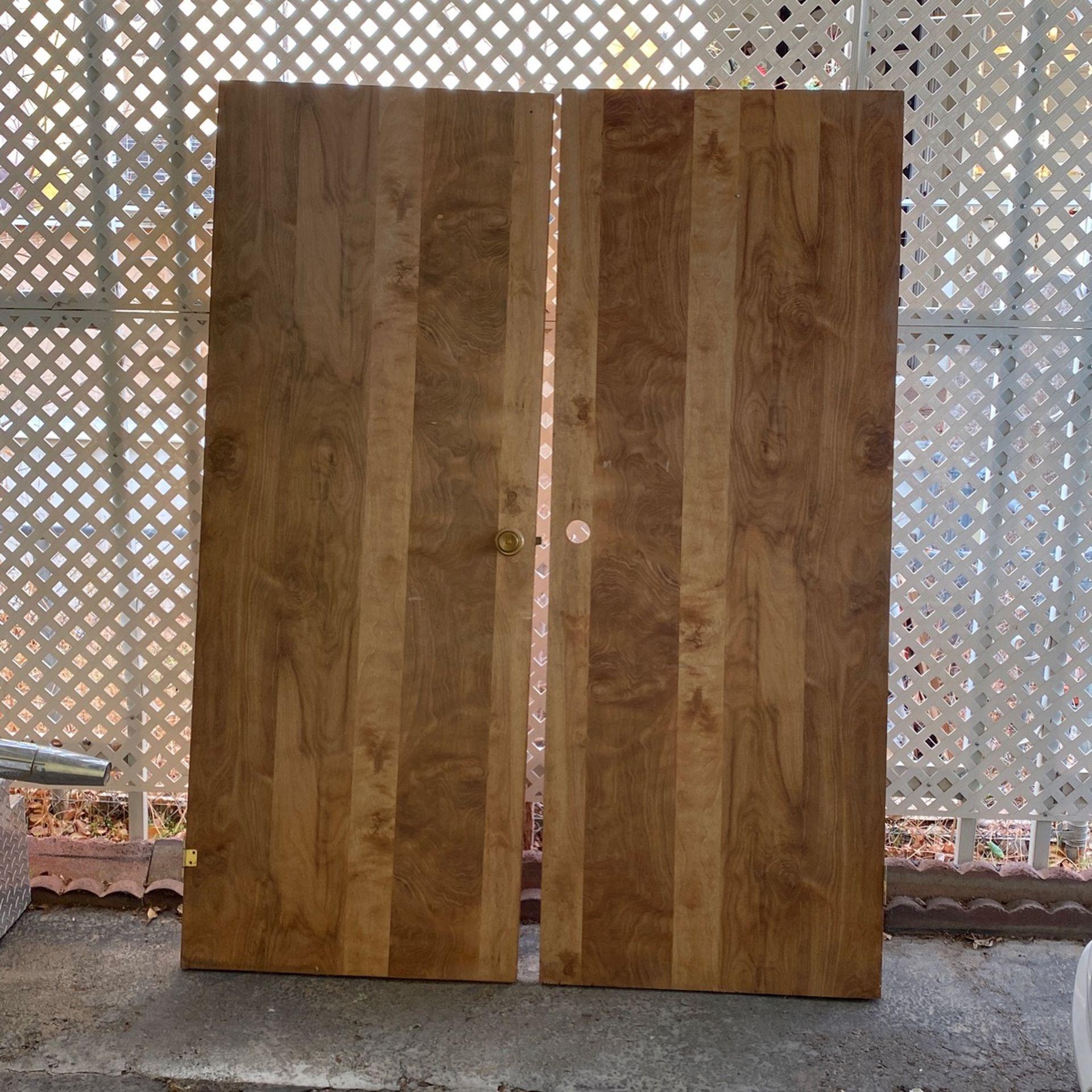 Mobile Home Interior Doors 79X30