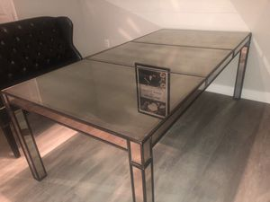 Mirror Dining Table for Sale in Washington, DC