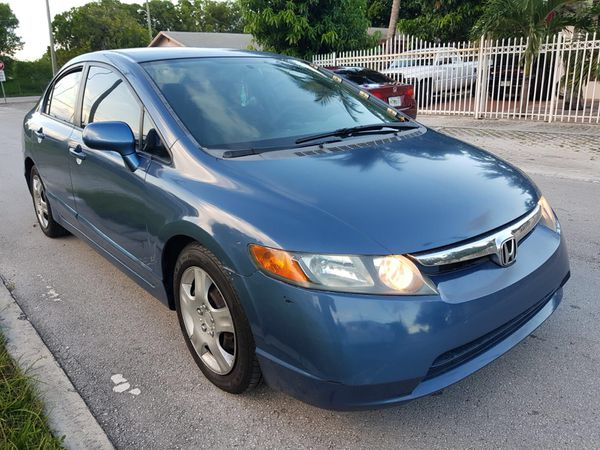 Honda civic 2008 for sale in miami fl offerup for Honda coral gables