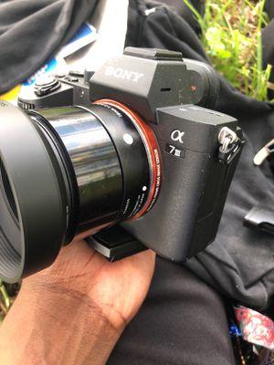 Sony a7iii with lens 19mm for Sale in Golden Oak, FL