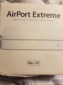 Air port Mac In box. Thumbnail