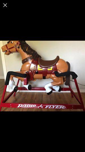 Radio Flyer Horse $45 like new for Sale in Fairfax, VA