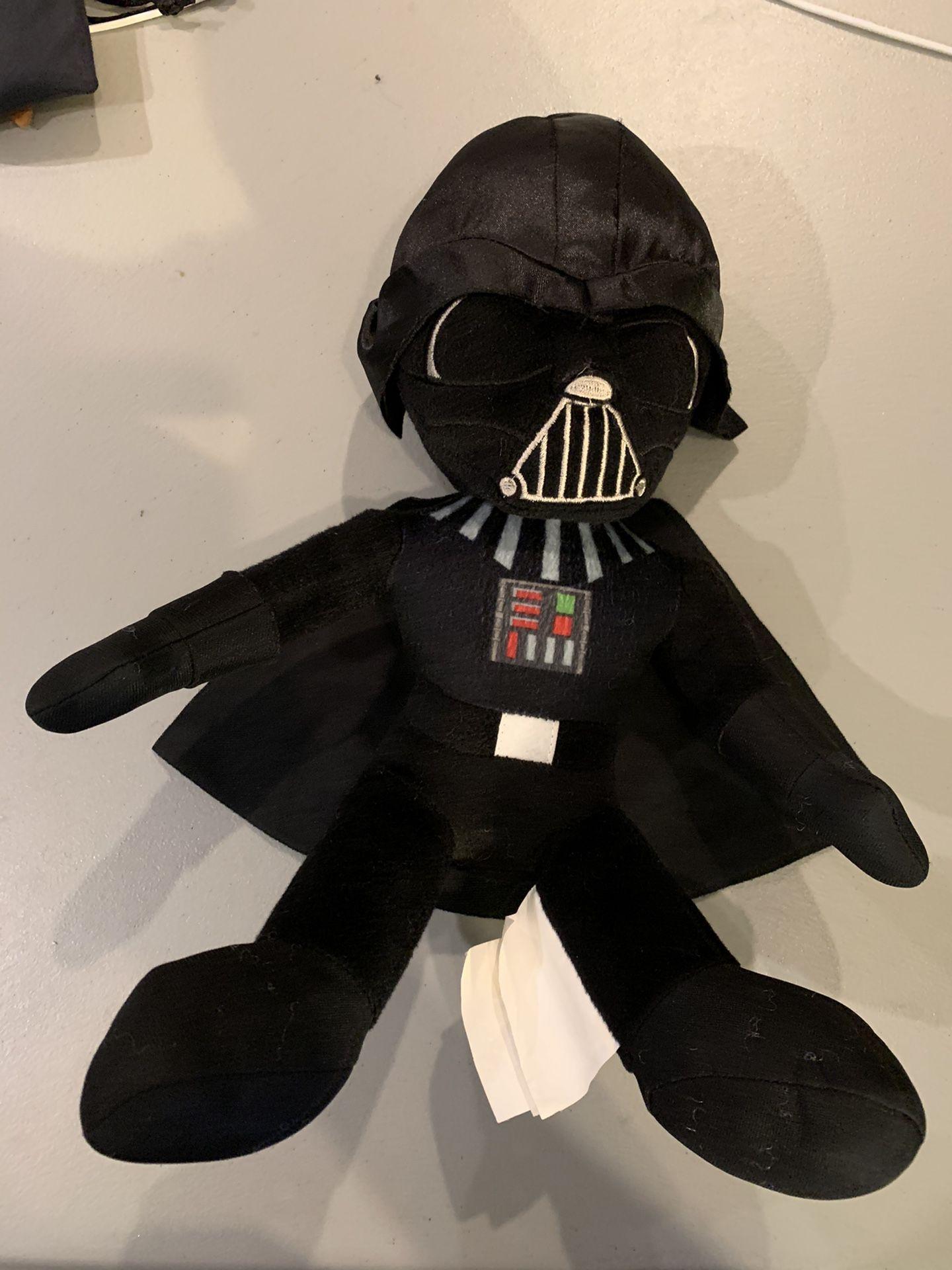 """Star Wars Darth Vader 15"""" Plush Stuffed Toy"""