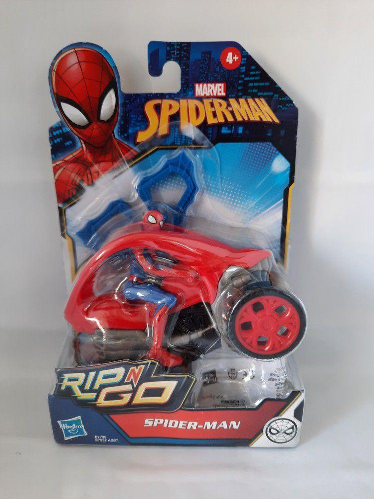 Spider-Man Rip N Go