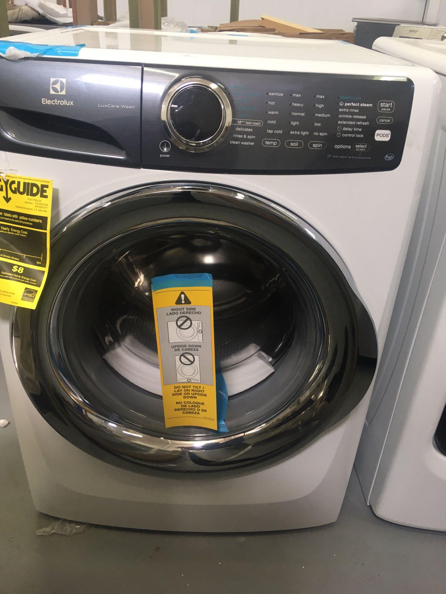 Brand new Electrolux washer