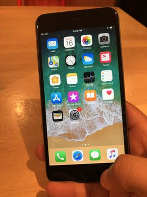 iPhone 6 Plus 128gb very clean unlocked for Sale in San Francisco, CA