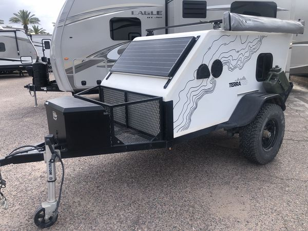 Off Road Trailers For Sale Used >> Terrapod Rv Off Road Camper For Sale In Scottsdale Az Offerup