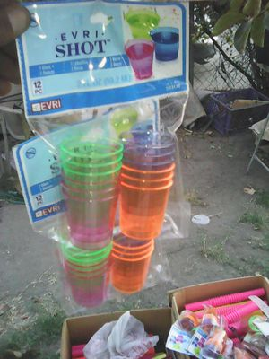 Party shoot cups for Sale in Las Vegas, NV