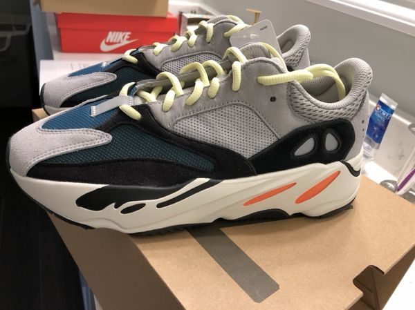 3a354a042dc31 Adidas yeezy boost 700 wave runner size 8.5 for Sale in Houston