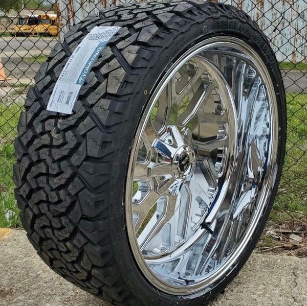 22x12 Wheels And Tires Set 33125022 For Sale In Phoenix