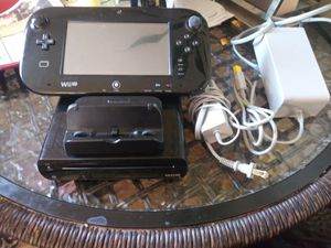 Nintendo wii u for sale or trade for Sale in LEWIS MCCHORD, WA