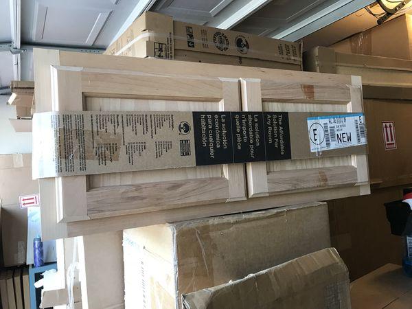 Unfinished beech cabinets. for Sale in Phoenix, AZ - OfferUp