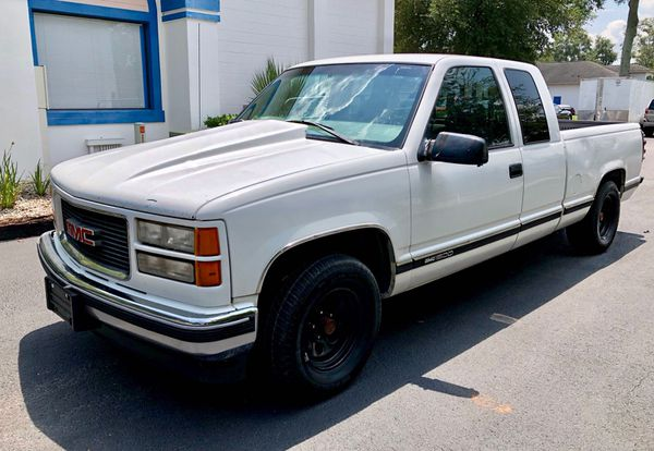 1998 gmc pickup