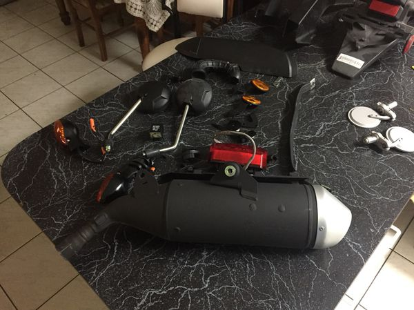 Honda Grom factory parts for Sale in Hialeah, FL - OfferUp