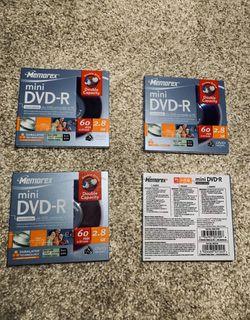 Memorex Mini DVD-R Recordable Thumbnail