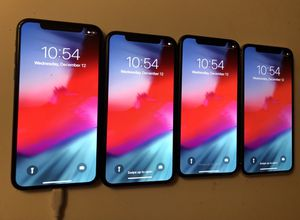 Unlocked IPhone X Sale for Sale in Alexandria, VA