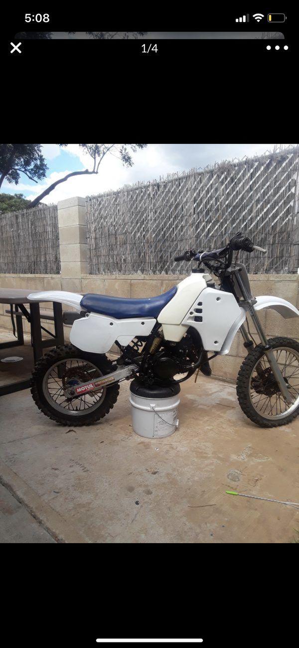 1990 yamaha yz80