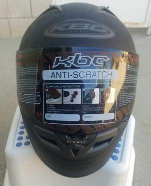NEW KBC VR2 Stealth Motorcycle moped helmet for Sale in Glendora, CA