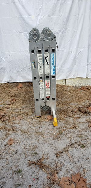 12 ft multimatic ladder for Sale in Orlando, FL