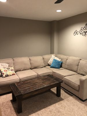 Beautiful, Comfy Sectional — Great Condition! for Sale in Centreville, VA