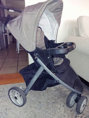 Photo Graco click connect stroller