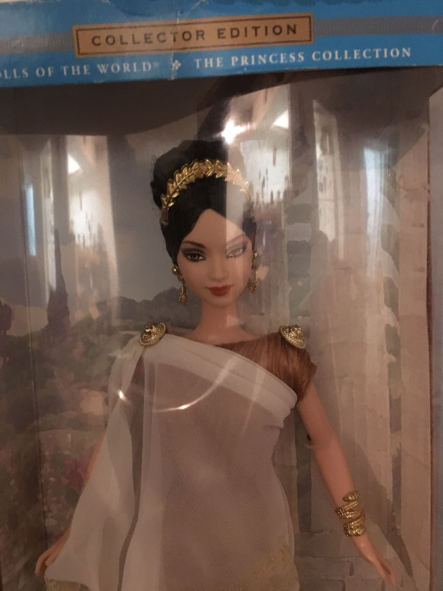 Ancient Greece Barbies of the world